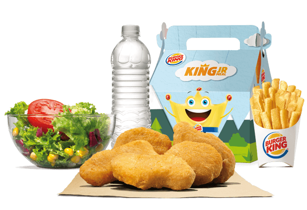 King Jr™ Chicken® Nuggets (x5)