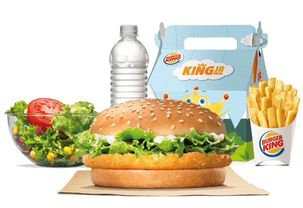 King Jr™ Chicken® Burger