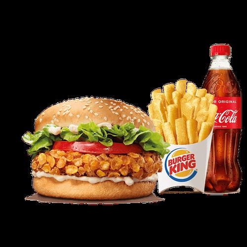 Menu Crispy Chicken®