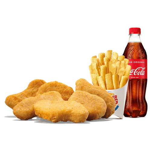 Menu Chicken® Nuggets (x6)
