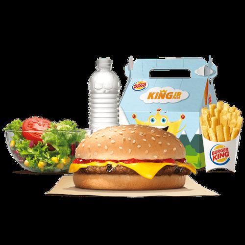 King Jr™ Cheeseburger