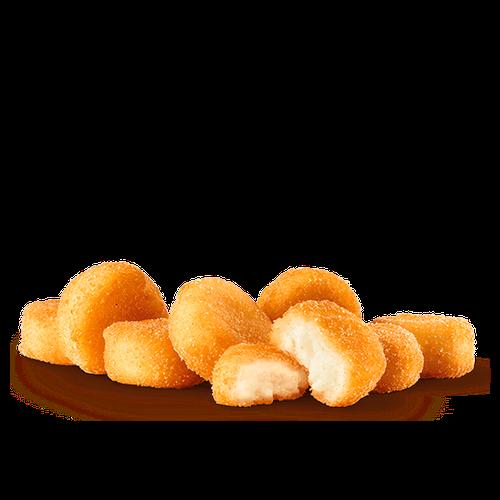 Bolitas con queso manchego x8