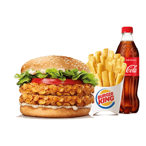 Menú Doble Crispy Chicken®
