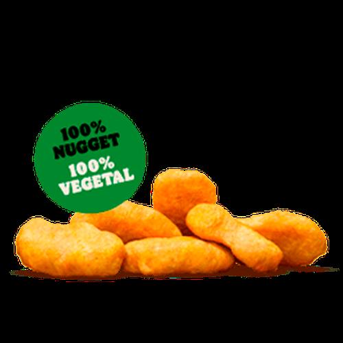 Nuggets Vegetais x6