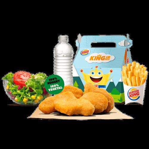 King Jr™ Nuggets Vegetais (x5)