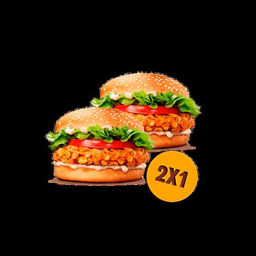 2X1 Crispy Chicken®