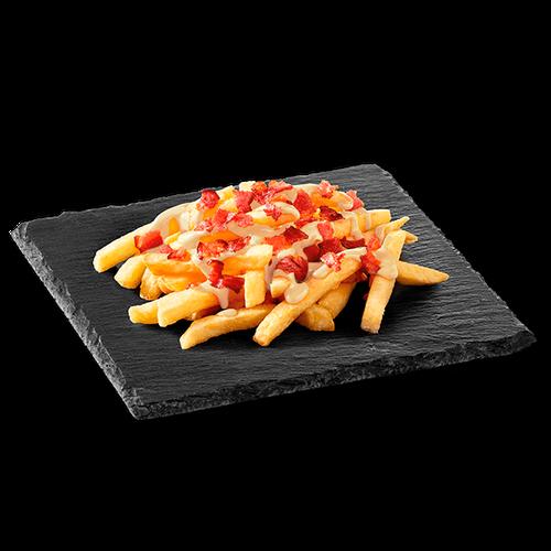 Trufa King Fries (+ Molho Trufa + Bacon)