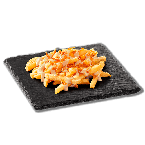 Trufa King Fries (+ Molho Trufa + Cebola)
