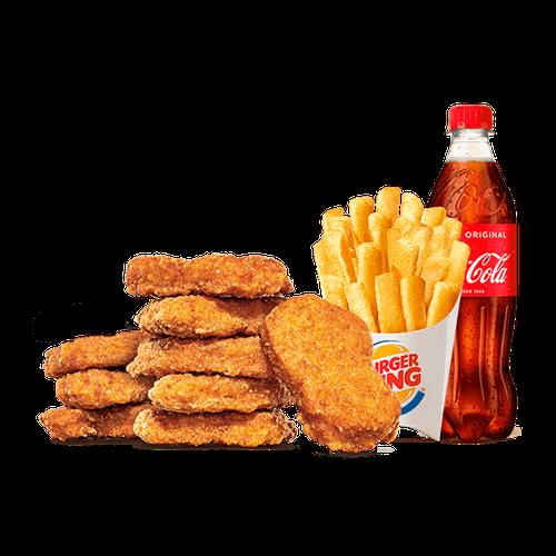 Menú Chicken® Nuggets (x9)