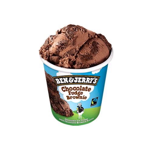 Ben & Jerry,s Chocolate Fudge Brownie