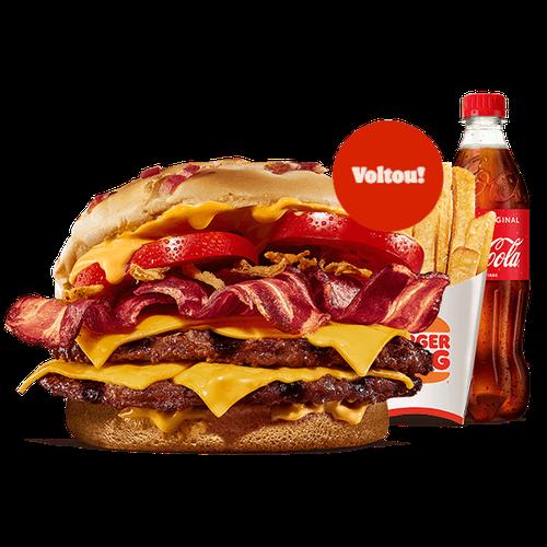 Menu Duo Bacon Cheddar